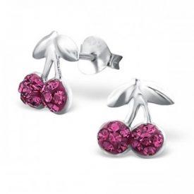 Kers kristal roze
