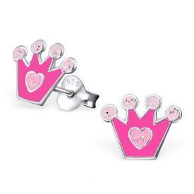Kroontjes roze