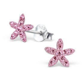 Zeester roze kristal