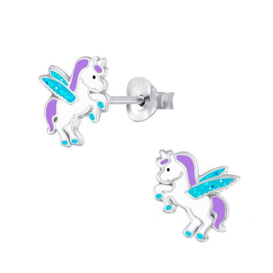 Pegasus sparkle oorbellen