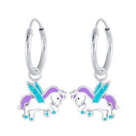 Pegasus creolen sparkle