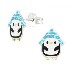 Pinguin oorbellen