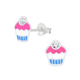 Oorbellen cupcakes