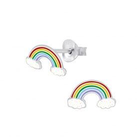 Regenboog kinderoorbellen