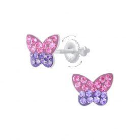 Vlinder kinderoorbellen
