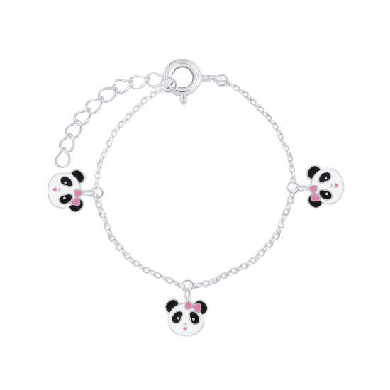 Panda armband