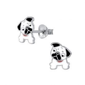 Bulldog oorbellen