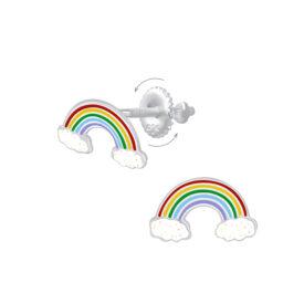 Regenboogjes met schroefsluiting